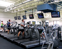 Cardio Weight Room
